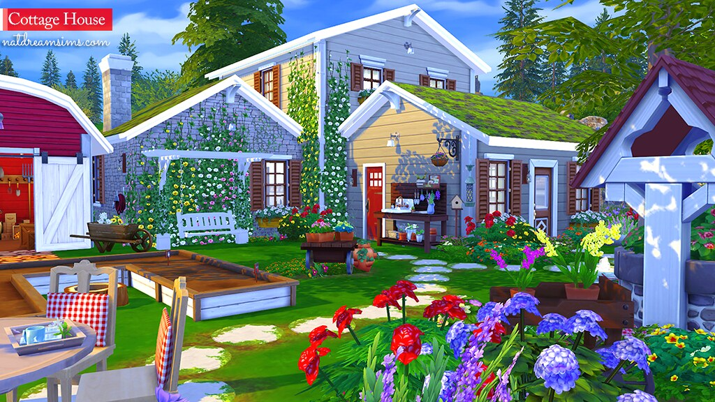 house download sims 4