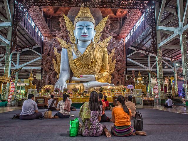 Ngahtatgyi Pagoda