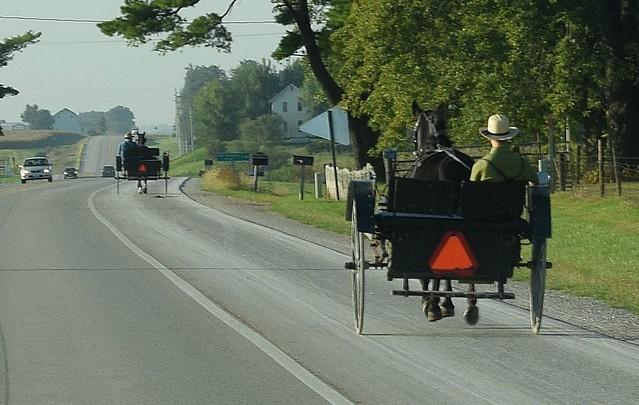 heading to school