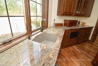 Brown Granite Countertops | by ArchCityGranite
