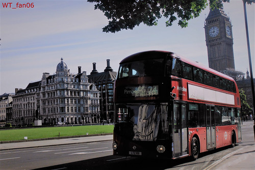 Bus LT101 London | by WT_fan06