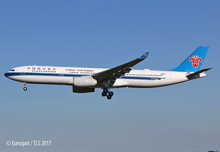 F-WWYX A330 China Southern | by @Eurospot