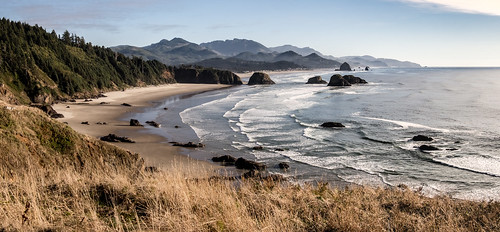Crescent Beach and Cannon Beach, OR | by Mac H (media601)