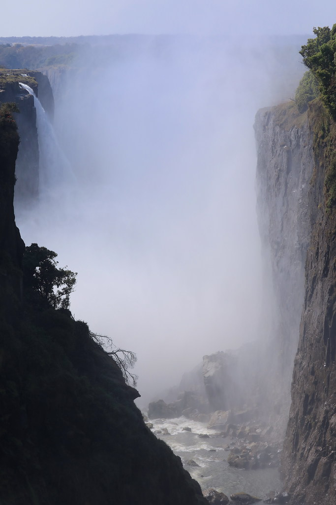 Victoria Falls Zimbabwe Africa Victoria Falls Also Known A