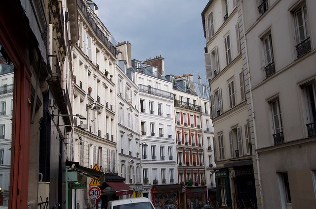 Montmarte neighborhood