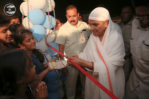 Inauguration of Nirankari Canteen