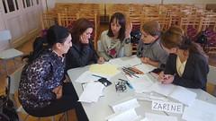 Training in Vanadzor