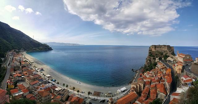 #Calabria #Scilla