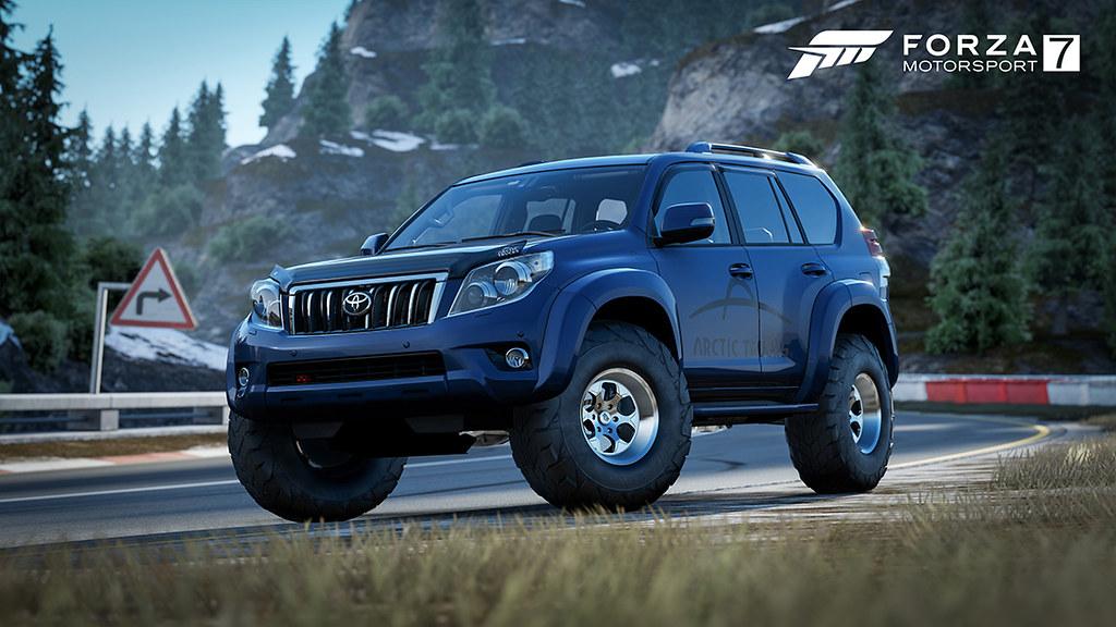 Forza-Motorsport-7-2016-Toyota-Land-Cruiser-Arctic-Trucks-AT37
