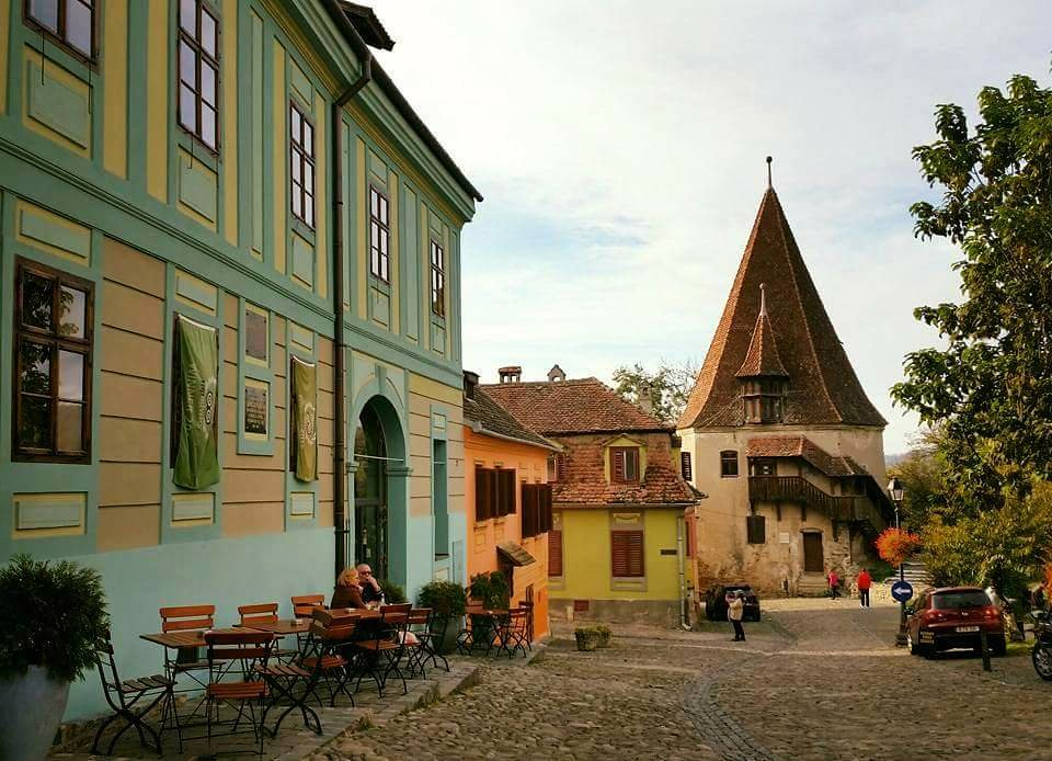 #romania - Cheap Places to Travel