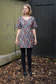 Floral dress | by BOMBAZINE *