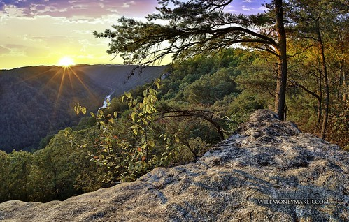 beautiful beauty cliff gorge mountain river fall sunset westvirginia composition forest hiking mystic landscape mountaineer clouds water peak colorful postcard breathtaking summit tranquil leaves rocks wildwonderful beautymountain newrivergorgeoverlook nationalpark nationalriver usnationalpark majestic