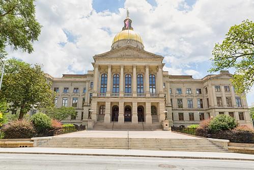 Georgia State Capitol #1