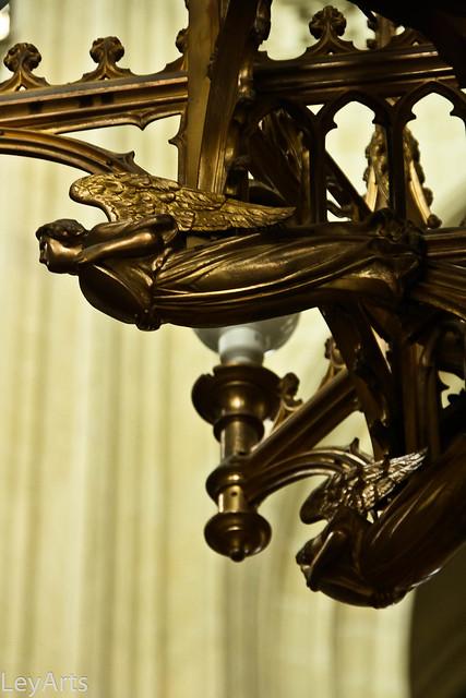 Détail - cathédrale de Nantes