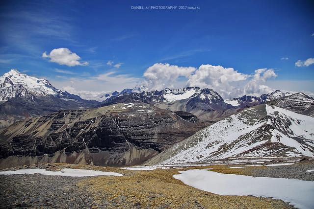 Picos de la Cordillera Real