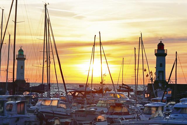 France / Port /Harbor / Belle Ile
