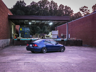 IS300 Sunset Rear Angle 1 | by gold94corolla