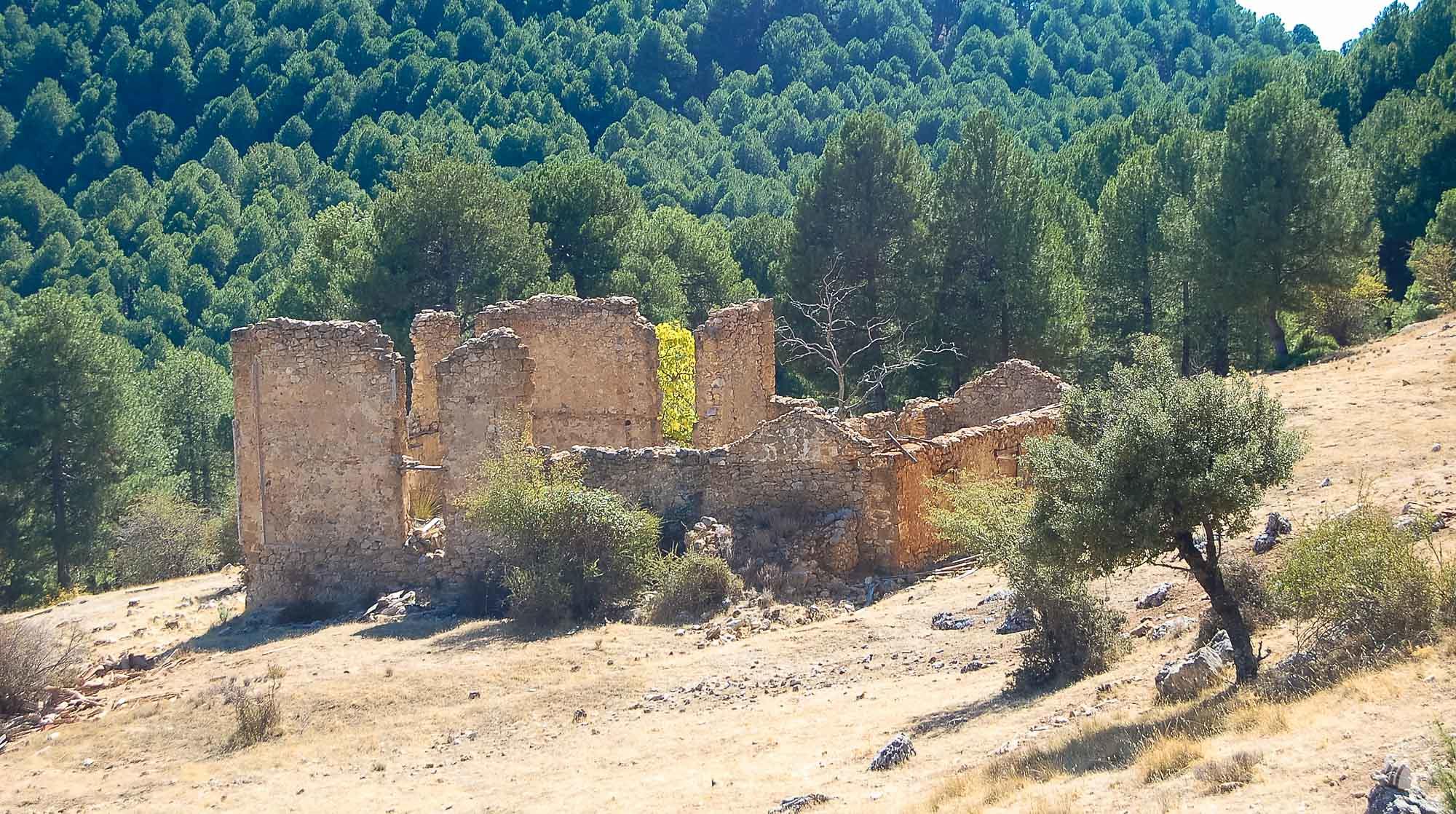 Casa Forestal de los Prados de Arredondo