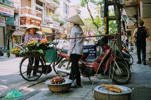 Hanoi - Old Quarter