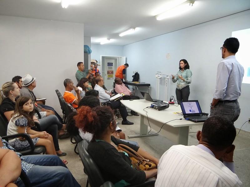 Apresentação do Projeto Mosaic na plenária do Fórum Bem Maior - interação com a comunidade (3) 17-07-13