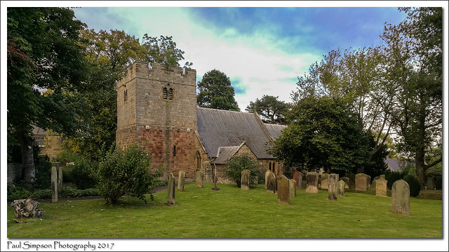 St Peter and St Paul, Longhoughton, Northumberland