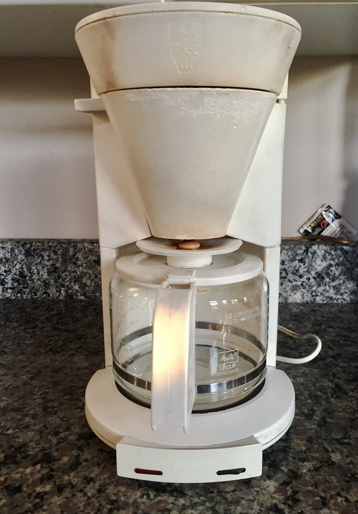 My Melitta Coffee Machine Designed By Frog Design In Th