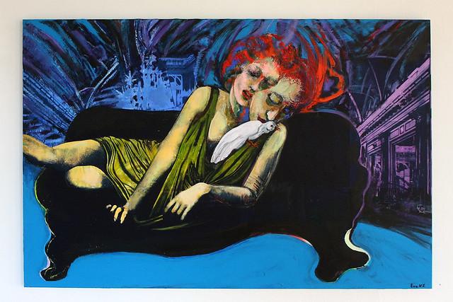 Eva Zettervall – Narcissus i Eremitaget