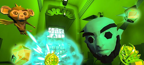 Run Dorothy Run, PS VR | by PlayStation.Blog