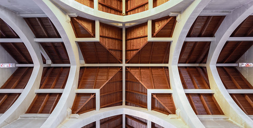 wood 2017 atlantaschoolofphotographyworkshop ceiling monasteryoftheholyspirit arches conyers georgia unitedstates us canon1740f4lusmgroup