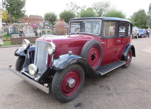 1935 Armstrong Siddeley | by Spottedlaurel