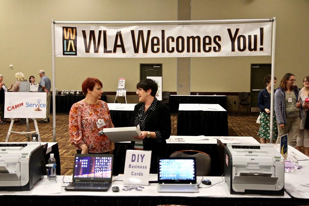 WLA Welcomes You!