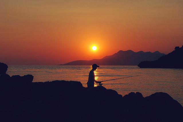 dream of a little fisherman