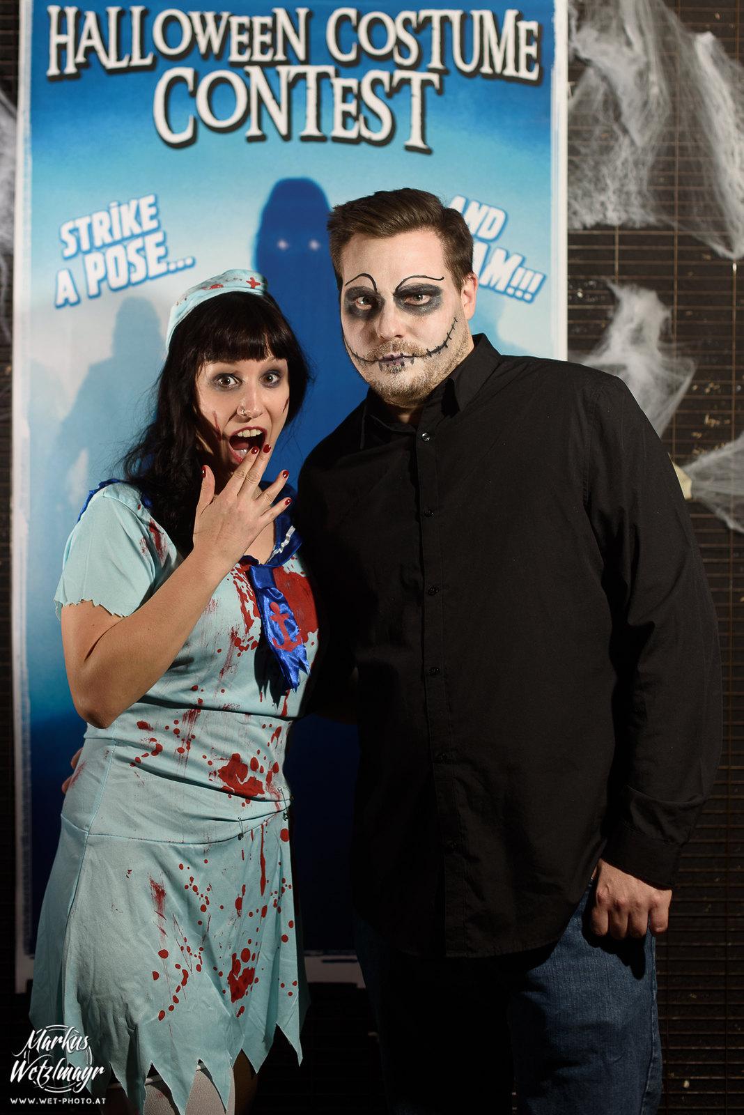 "#19 - Julie Stoiber & Sascha Wittmann, ""Zombie Sailor & Untoter"" - Everyday is Halloween, 15 Years of BZFOS"