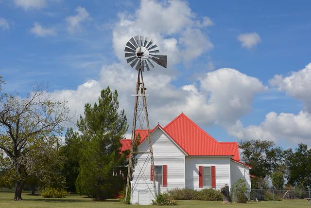 Farm House Windmill (Explore)