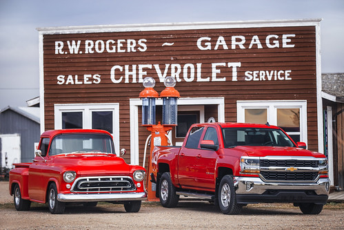 Red Chevrolets | by truckhardware