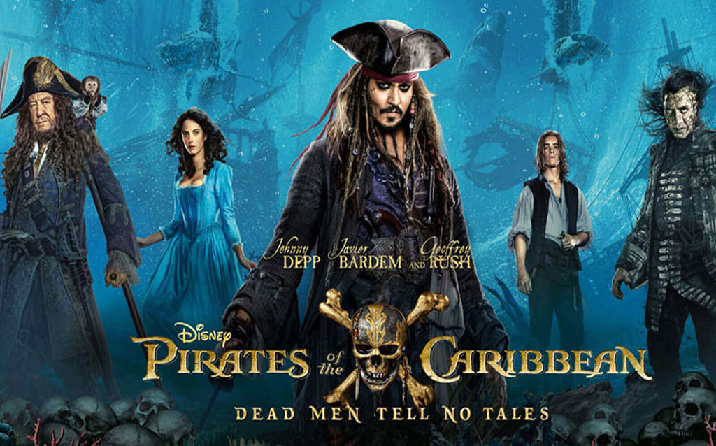 Pirates Of Caribbean and top movies 2020