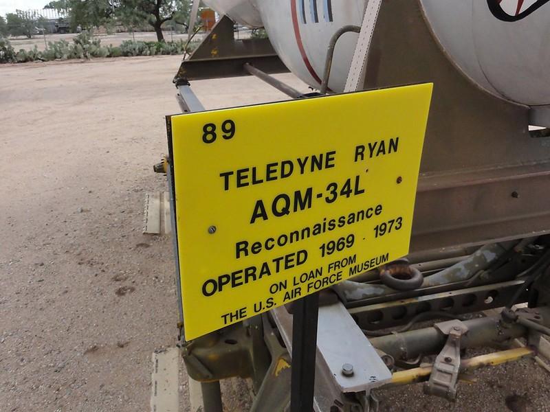 Teledyne Ryan AQM-34L 2