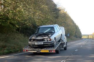 1993 BMW 525iX SE Touring Auto   by Spottedlaurel
