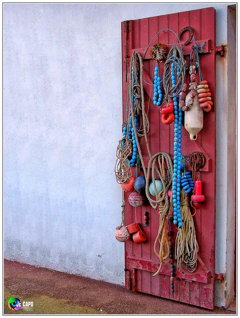 La porte du pêcheur