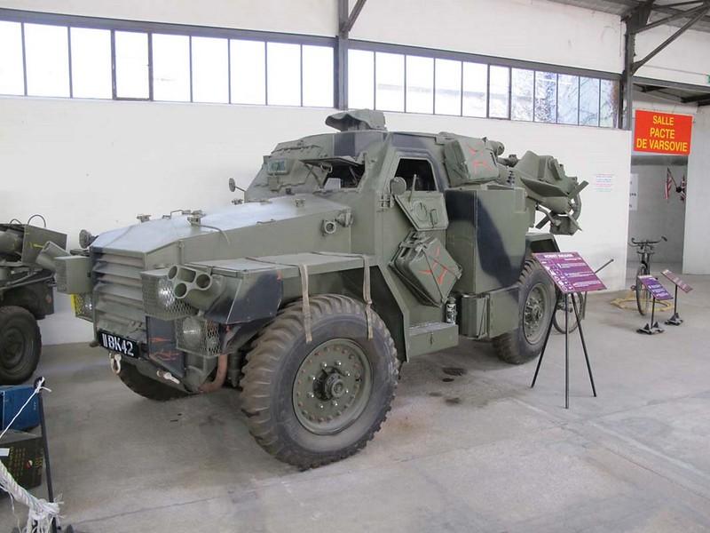 FV1620 Humber Hornet 1