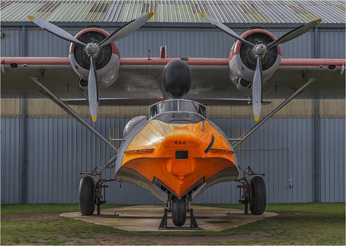 Consolidated PBY-6A Catalina #1 | by Clive1945