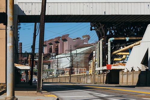 weirton westvirginia unitedstates us steelmill rustbelt weirtonsteel