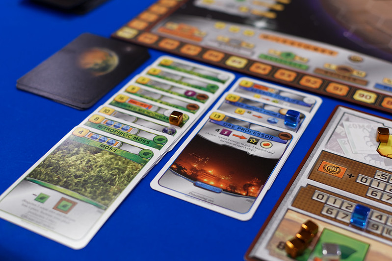 Top 10 Strategy Board Games for Adults Terraforming Mars Cards