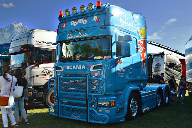 Scania R580 V8 Domig