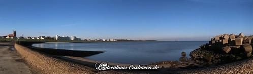 Grimmershörnbucht Panorama   by Stilkollektiv