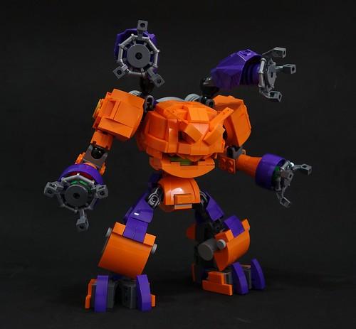 pumpkin mech01 | by chubbybots