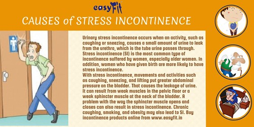 Causes of Stress Incontinence | Urinary incontinence is ...
