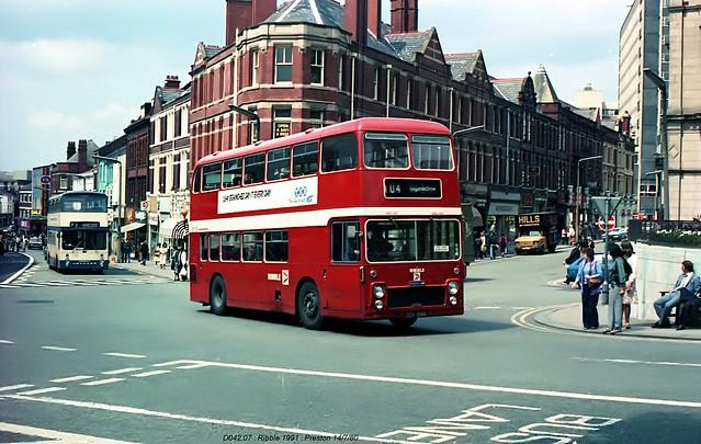 Ribble 1991 800714 Preston*
