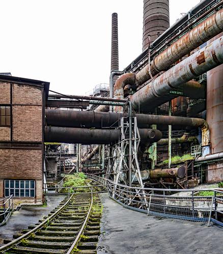 photo - Volklingen Ironworks, Germany   by Jassy-50