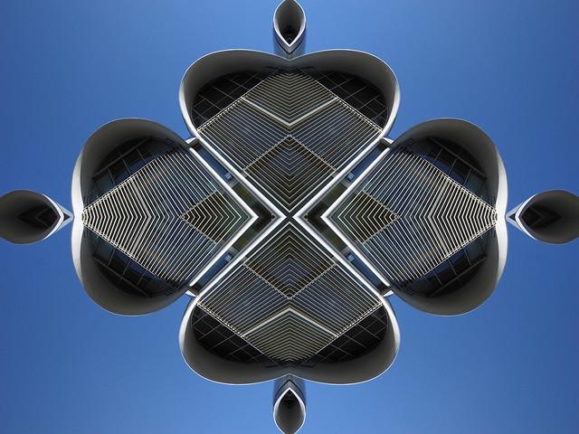 Shamrock / Iron Cross